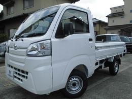 ダイハツ ハイゼットトラック 660 スタンダード 3方開 届出済未使用車 エアコンパワステ 三方開