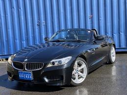 BMW Z4 sドライブ 20i Mスポーツ 純正ナビ・フルセグ・ブラックレザー