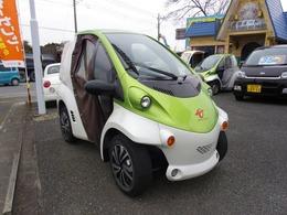 トヨタ トヨタコムス B・COM EV電気自動車100V充電ディスクブレーキ