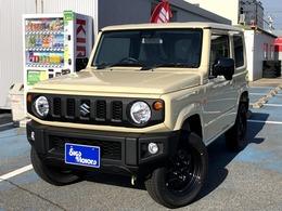 スズキ ジムニー 660 XL スズキ セーフティ サポート 装着車 4WD 新車未登録 マニュアル車