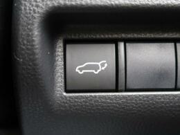 【パワートランク】上級SUVだからこその豪華装備!ボタン一つで楽々操作♪