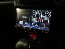 ●社外メモリーナビ/地デジ:嬉しいナビ付き車両ですので、ドライブも安心です!