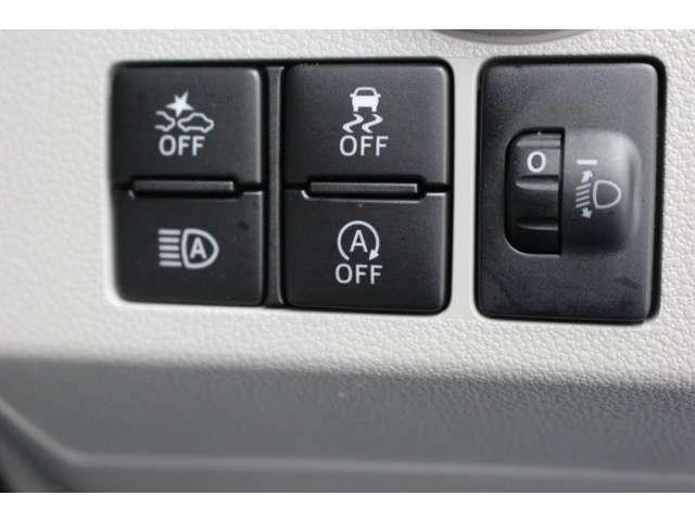 【エコアイドル】渋滞中や信号待ちなど、停車中に自動でエンジンストップします。無駄を省いて燃費アップ♪ガソリン代ダウン♪発進はブレーキを離すだけで自動でエンジンがかかります!