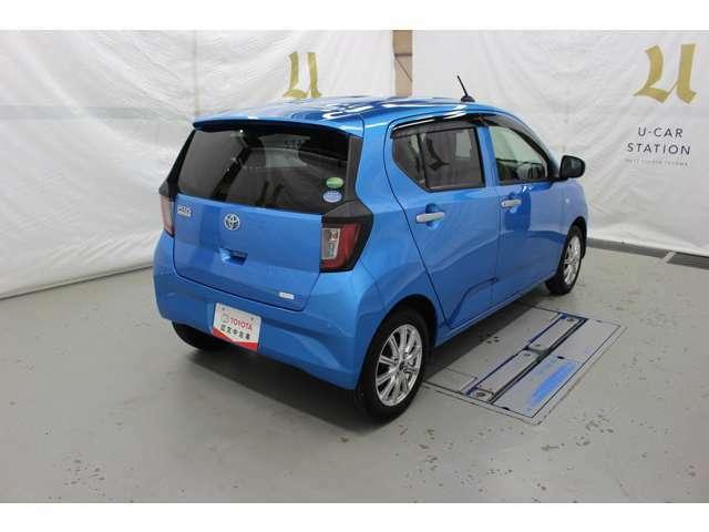 トヨタ認定中古車およびネッツ富山のU-Carは3つの安心◆見えない所まで徹底洗浄「まるごとクリーニング」◆車の状態が一目で分かる「車両検査証明書」◆1年間距離無制限で納車後も安心「ロングラン保証」