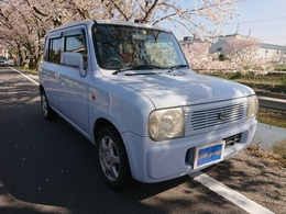 スズキ アルトラパン 660 X2 4WD