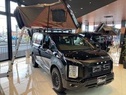 三菱 デリカD:5 2.2 G パワーパッケージ ディーゼルターボ 4WD ワーロックノマドキャンパー仕様