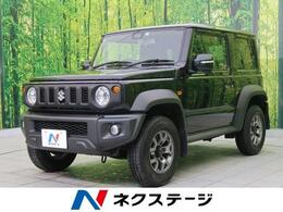 スズキ ジムニーシエラ 1.5 JC 4WD SDナビ 5速MT 衝突被害軽減シートヒーター