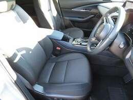 こちらのシートは、シミや汚れが無くキレイな状態です。車内のメインとなるシートがきれいに保たれていることで印象が明るくなり、クリアな室内になりますね。