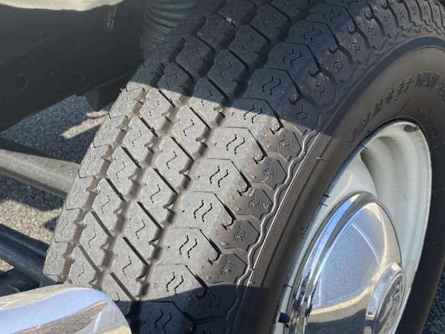新品タイヤ4本交換済。