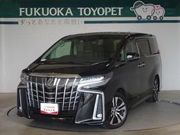 トヨタ アルファード 2.5 S Cパッケージ フルセグ・メモリーナビ・Bカメラ・ETC