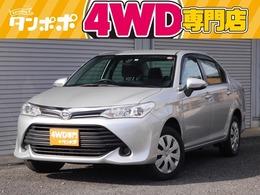 トヨタ カローラアクシオ 1.5 X 4WD レンタUP 社外ナビ/TV