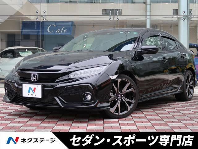 HKS製マフラー・純正ナビ・バックカメラ・ETC・ホンダセンシング