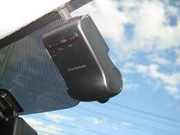 ドライブレコーダーがあれば、もしもの事故時に状況把握に役立ちます。