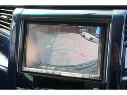 ★【ALPINE8型HDDナビゲーション】フルセグTV搭載ナビ!快適ロングドライブ!!【バックカメラ】駐車も安心バックモニター装備!!★