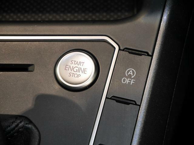 スマートエントリー&スタートシステム。エンジンの始動はもちろん、フロントドアの開閉やラゲッジゲートの開閉もタッチセンサーで反応
