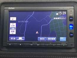 ホンダ純正「VXM-164VFXi」装備されています。Bluetooth・DVD再生・フルセグ対応です。