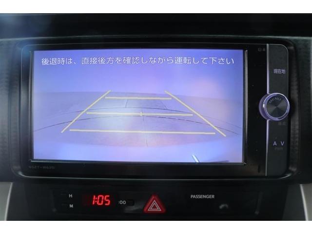 とっても使い易い純正SDメモリーナビ付きです。フルセグTV+DVDが視聴できます。バックモニター付きです、ギヤーをリバースに入れると自動でナビ画面に後方の映像が映ります♪