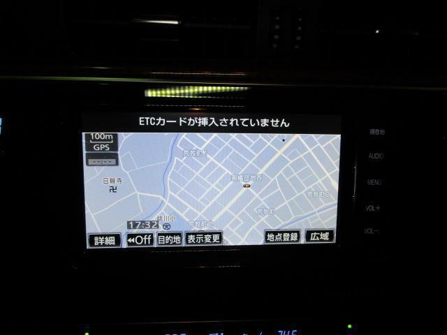 純正オプションナビ&フルセグTV/ブルートゥース NSZT-W64