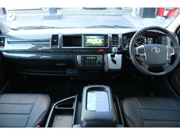 新車6型FLEXオリジナル内装架装!