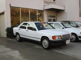メルセデス・ベンツ 190クラス 190E 前期モデル 正規輸入車・前期モデル・走行6800km