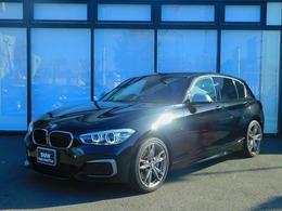 BMW 1シリーズ M140i 黒革電動シート パーキングアシスト LED