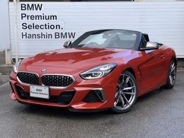 BMW Z4 M40i 認定保証後期エンジン387psハ-マンカ-ドン