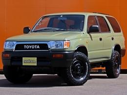 トヨタ ハイラックスサーフ 3.4 SSR-X ワイドボディ 4WD クラシックコンプリート