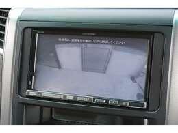 ★【ALPINE HDDナビゲーション】フルセグTV搭載ナビ!快適ロングドライブ!!【バックカメラ】駐車も安心バックモニター装備!!★