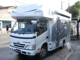 トヨタ カムロード クレア ナッツ ディーゼル 発電機 家庭用エアコン