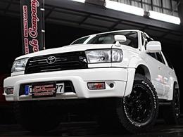 トヨタ ハイラックスサーフ 3.0 SSR-G ディーゼルターボ 4WD 背面レスモデル 祝・令和・イベント対象車