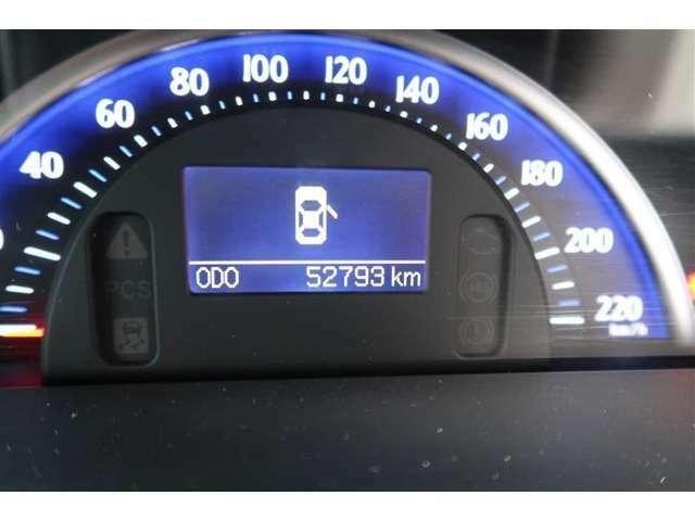 走行距離52793km