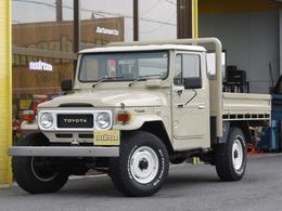 トヨタ ランドクルーザー40 FJ45 ピックアップトラック オーストラリアモデル NOxPM適合