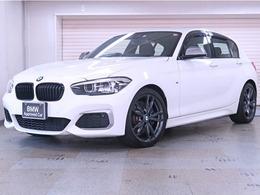 BMW 1シリーズ M140i エディション シャドー 黒革 ダークヘッドライト ブラックグリル