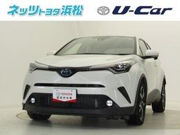 トヨタ C-HR ハイブリッド 1.8 G 純正TCナビ バックモニター ETC