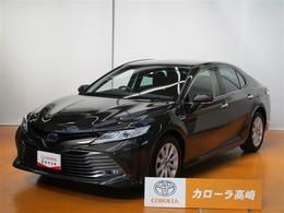トヨタ カムリ 2.5 G TSS Tコネクトナビ フTV ドラレコ