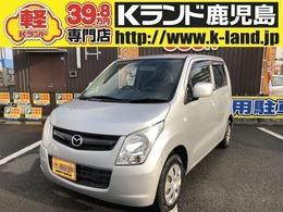 マツダ AZ-ワゴン 660 XG キーレス・ナビ・TV・社外アルミ・取説