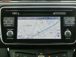 フルセグTV☆DVD再生☆録音機能搭載☆リーフ専用ナビで充電スポットも検索することが出来ます。