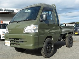 ダイハツ ハイゼットトラック 660 ジャンボ 3方開 4WD 2インチリフトアップ/ナビ/キーレス