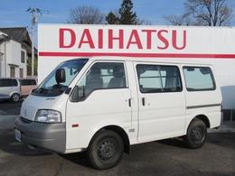 マツダ ボンゴバン 1.8 DX 低床 4WD マニュアル車