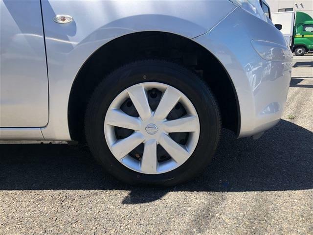 タイヤに関しましては、ダンロップ着用の165 70 R14となっています!