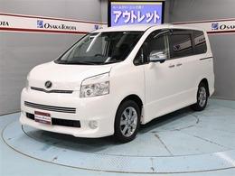 トヨタ ヴォクシー 2.0 ZS 煌II 8人乗り HDDナビ