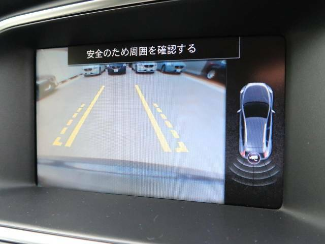 【パークアシスト・カメラ】駐車時に後方がリアルタイム映像で確認できます。大型商業施設や立体駐車場での駐車時や、夜間のバック時に大活躍!運転スキルに関わらず、今や必須となった装備のひとつです!
