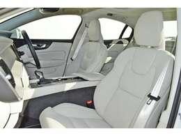 シートヒーターだけではなくベンチレーション機能やマッサージ機能も付いています(運転席、助手席