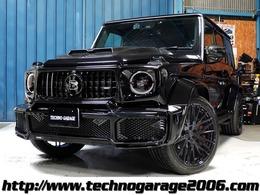 メルセデスAMG Gクラス G63 4WD レザーEXC BRABUS WIDESTAR BCフォージド