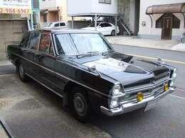 40年前の車両とは思えないくらい綺麗です