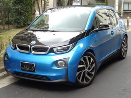 BMW i3 アトリエ レンジエクステンダー装備車 アクティブCコントロール オプション19AW