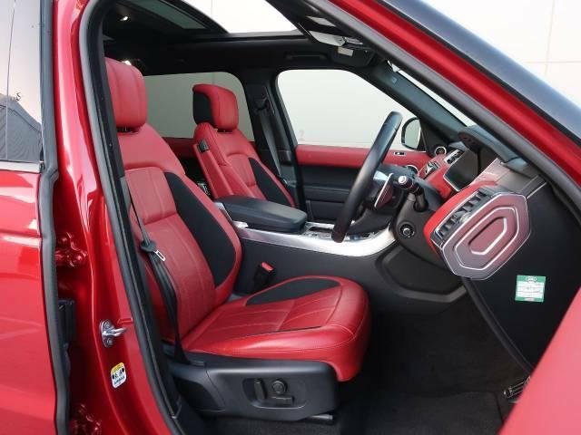 16ウェイ電動運転席/助手席ダイナミックシート(メモリー付)【インテリアガードコーティング】にて、コンディション維持も容易となるご提案も可能でございます。お気軽にお申し付け下さい。