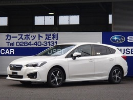 スバル インプレッサスポーツ 1.6 i-L アイサイト Sスタイル 4WD カロッツエリアSDナビ付 フルセグTV付