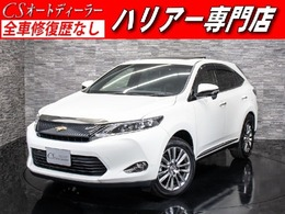 トヨタ ハリアー 2.0 プレミアム サンルーフ ALPINEBIG-X9型ナビ