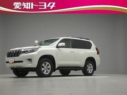 トヨタ ランドクルーザープラド 2.7 TX Lパッケージ 4WD M+Sタイヤ